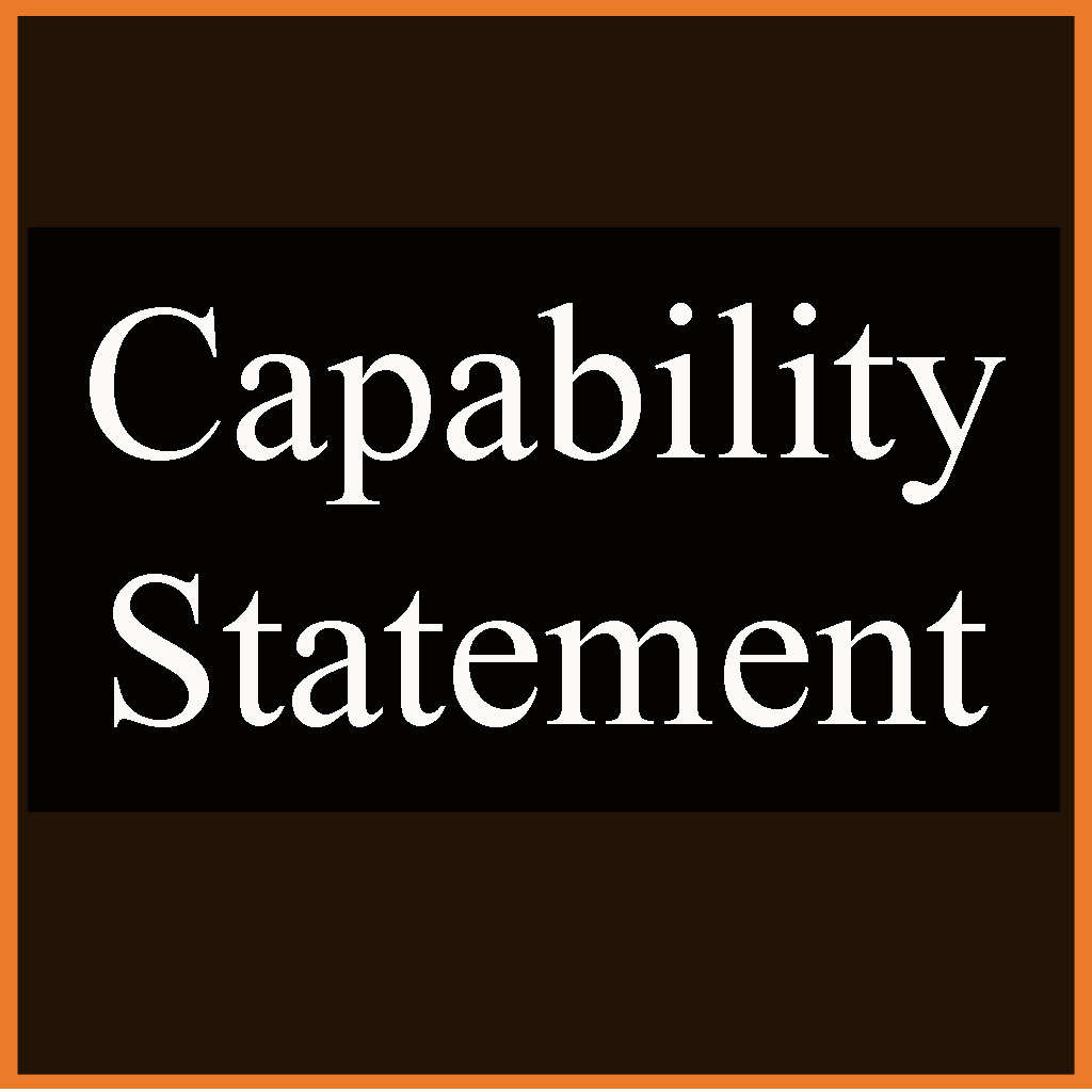 Capability Statment